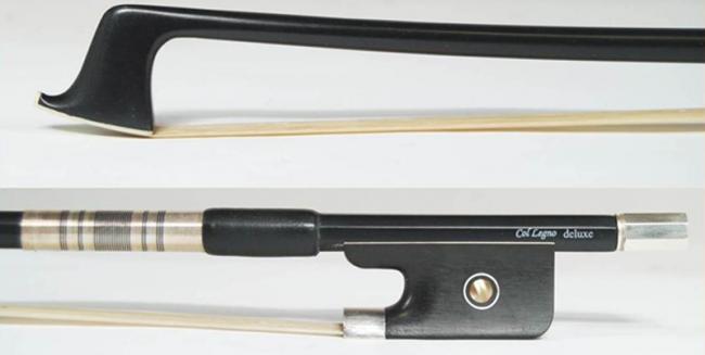 Col Legno Profi, strijkstokken cello 4/4, zilvergarnituur