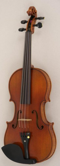 Ernst-Heinrich Roth, Bubenreuth - concertviool