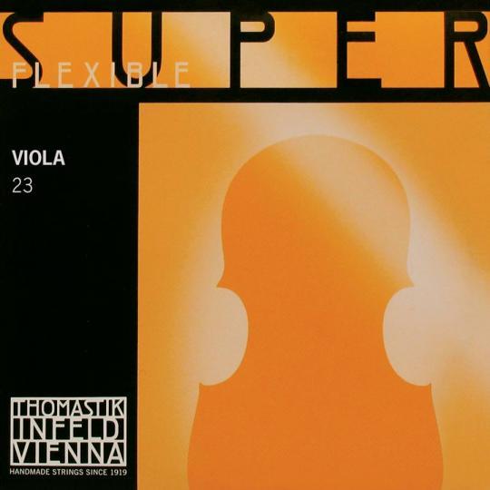 THOMASTIK Superflexible Set voor violoncello, chroomstaal, medium