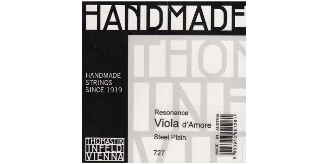 THOMASTIK Dominant Viola D´Amore Set RESONANZ
