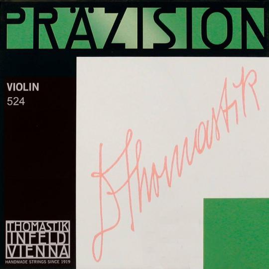 THOMASTIK  Präzision Set voor viool, 1/2, medium