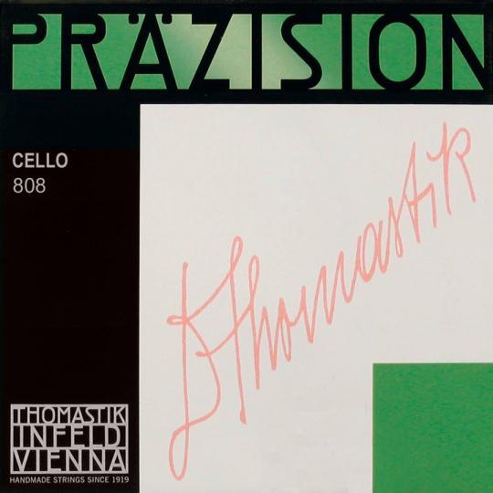 THOMASTIK  Präzision Set voor cello, 3/4, medium