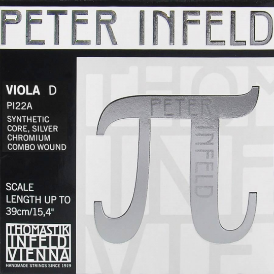 Thomastik Peter Infeld PI, D-snaar voor altviool medium
