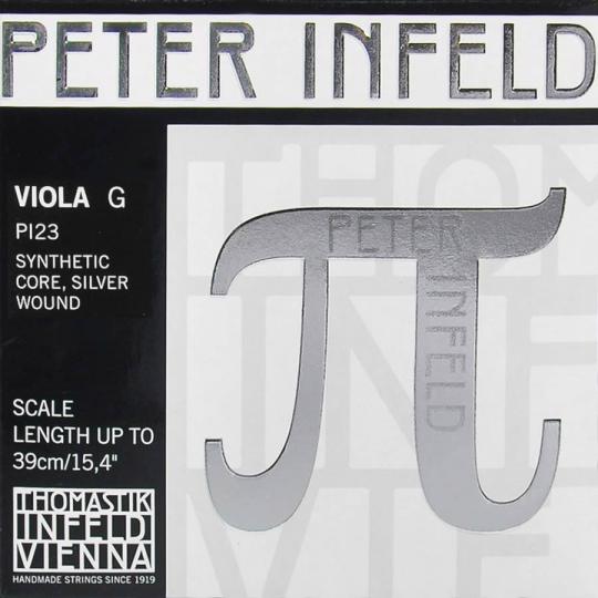 Thomastik Peter Infeld PI, G-snaar voor altviool medium