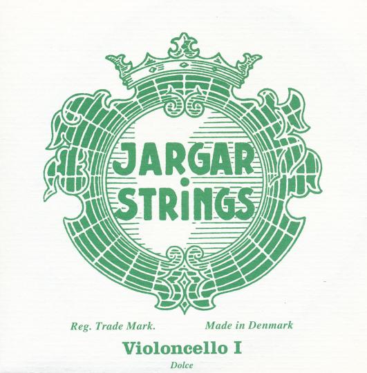 JARGAR A- snaar voor violoncello, chroom, dolce
