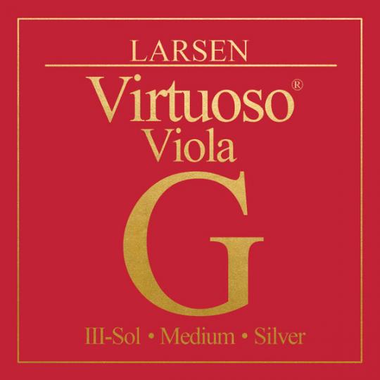 LARSEN VIRTUOSO VIOLA G-SNAAR, MEDIUM