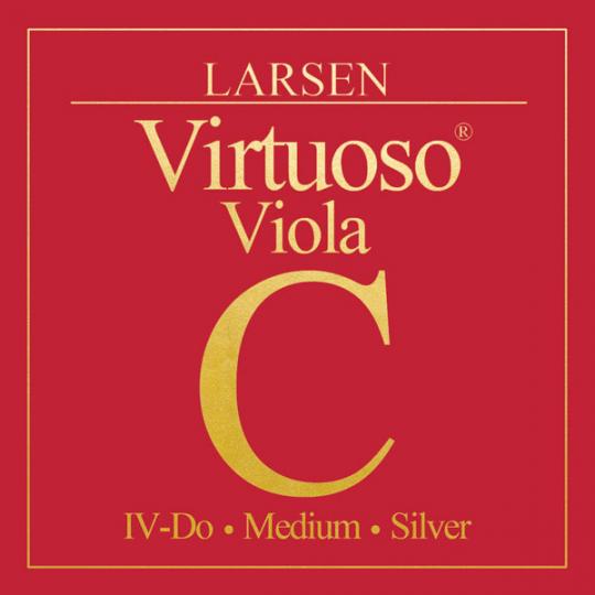 LARSEN VIRTUOSO VIOLA C-SNAAR, MEDIUM