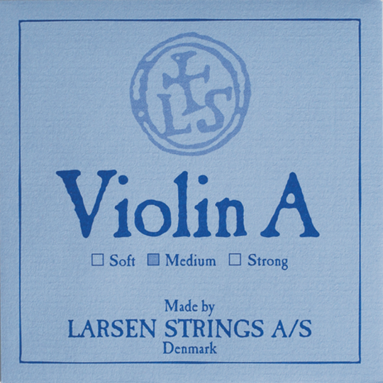 LARSEN Violin A-snaar, medium