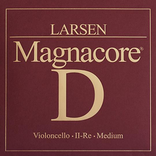 Larsen Cello Magnacore D-snaar, medium