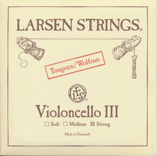 LARSEN Cello G-snaar, strong