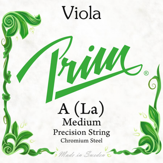 Prim Viola A-Snaar, sterkte medium