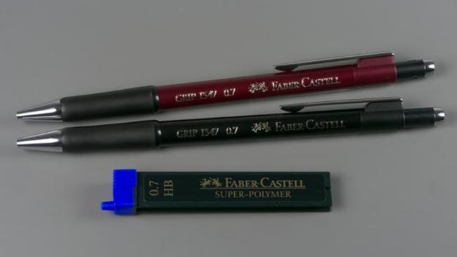 Faber-Castell, vulpotlood zwart