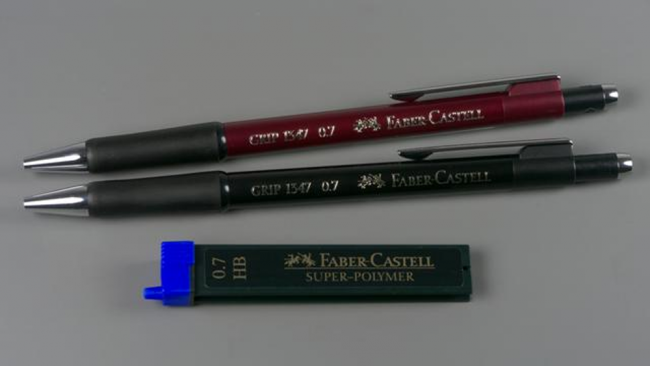 Faber-Castell, vulpotlood rood