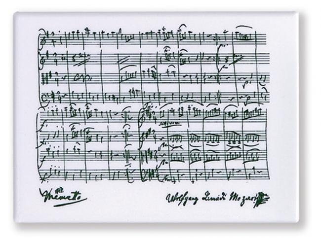 Magneten - Mozart