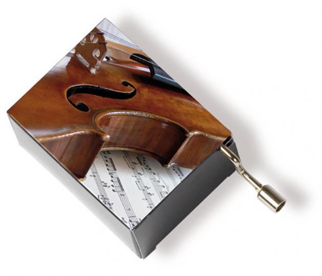 Muziekdoosje - Vivaldi - 4 jahreszeiten