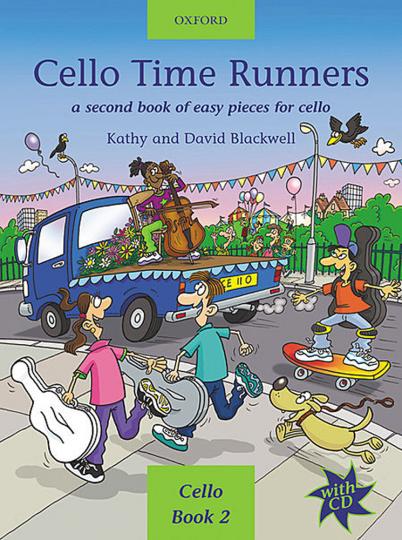 Cello Time Runners met CD, deel 2