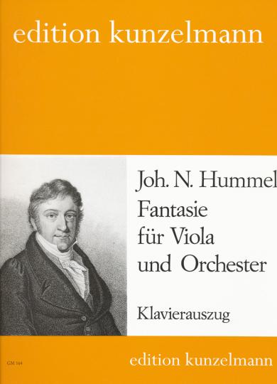 Hummel, Fantasie voor altviool en orkest