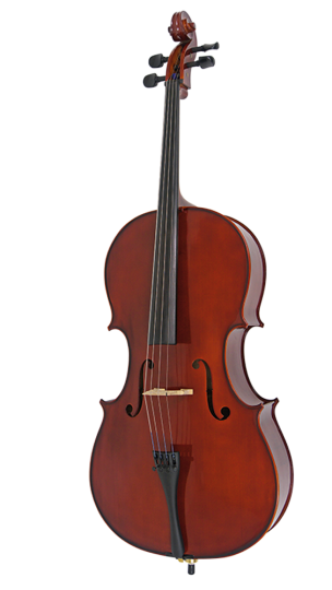 GEWA Set Allegro - 1/8 celloset