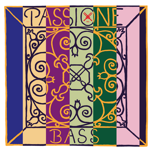 Pirastro Passione contrabas Set Solo, medium