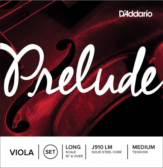 D´ADDARIO  Prelude altvioolsnaren, Set - medium