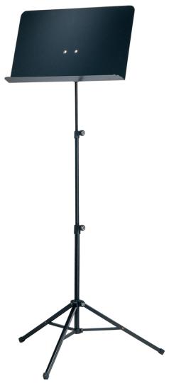 K & M 114 Orkeststandaard, zwart