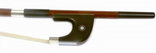 Dörfler strijkstokken - student contrabas, pernambuk, Duits model,   3/4