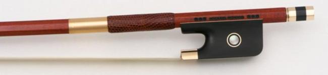 Michael Mönnig******vioolstrijkstok, goudgarnituur