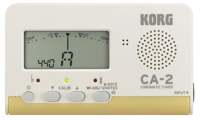 KORG CA 1 - Stemapparaat