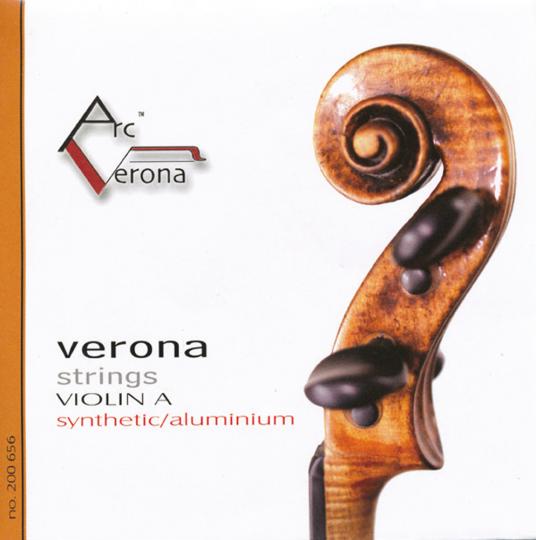 Arc Verona - Set vioolsnaren - E kogel - medium