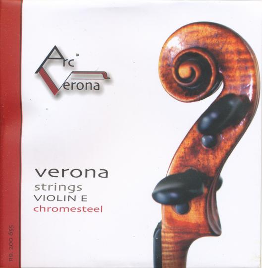 Arc Verona - vioolsnaren -  E kogel - medium