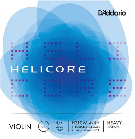 D´ADDARIO Helicore - Set-vioolsnaren - strong - 4/4