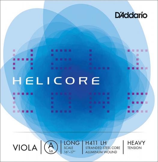 D´ADDARIO  Helicore A-altvioolsnaar, strong