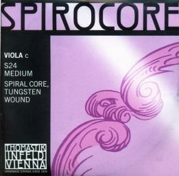 THOMASTIK  Spirocore C- snaar voor altviool, wolfraam, zacht