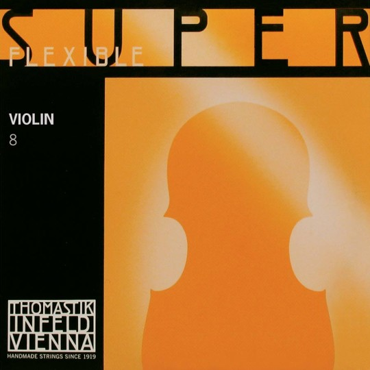THOMASTIK  Superflexible E- snaar voor viool, medium