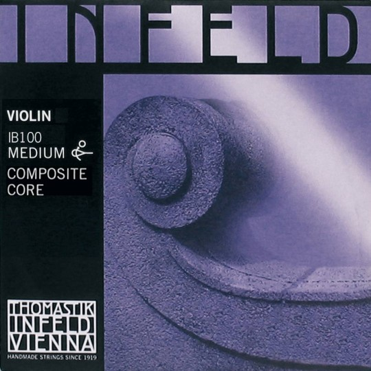 THOMASTIK  Infeld blue Set, hydronalium/zilver