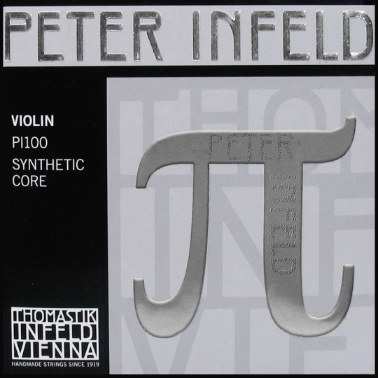 Set vioolsnaren, PETER INFELD PI100