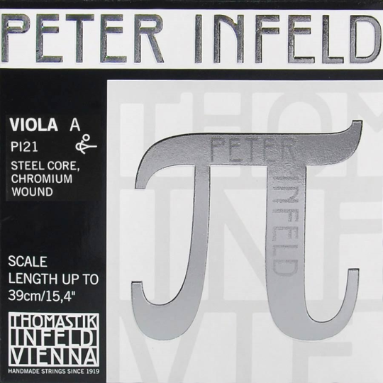 Thomastik Peter Infeld PI, A-snaar voor altviool medium