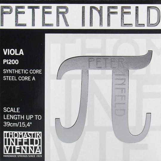 Thomastik Peter Infeld PI, Set voor altviool, medium