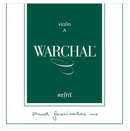 WARCHAL Nefrit D- snaar voor viool, aluminium, medium