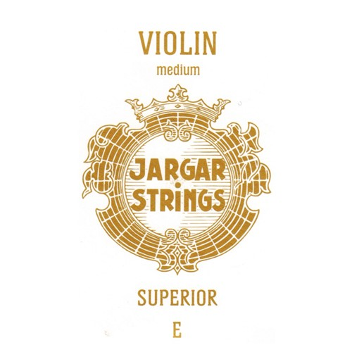 JARGAR Superior vioolsnaren  E snaar, medium
