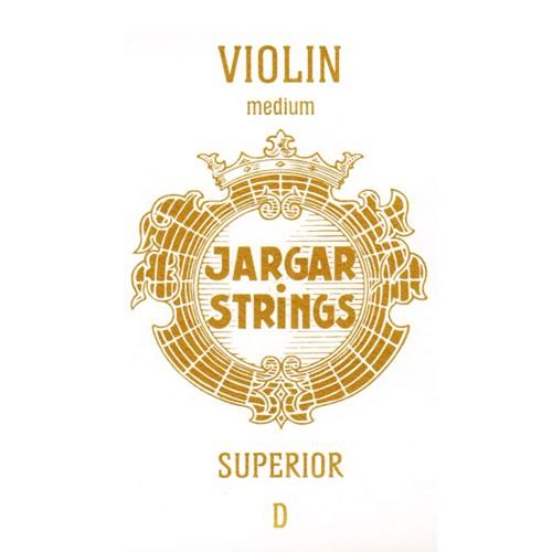 JARGAR Superior vioolsnaren  D snaar,  medium