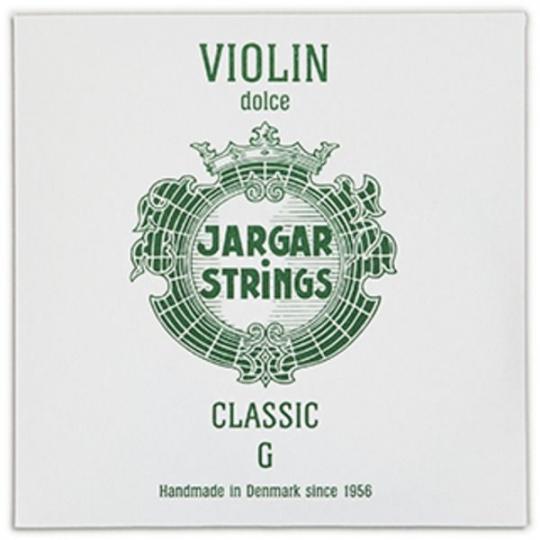 JARGAR - vioolsnaren - G snaar - dolce