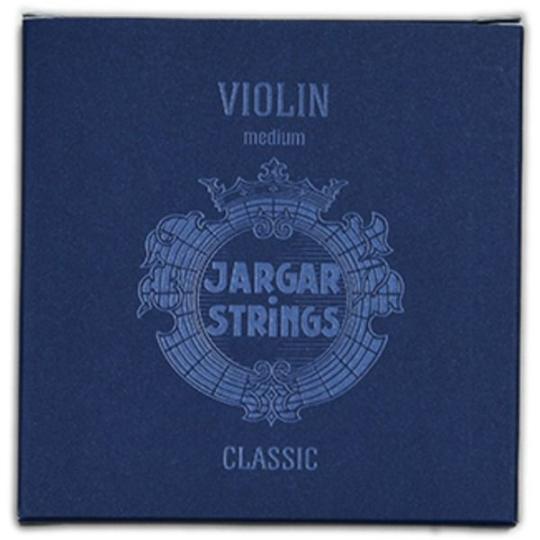 JARGAR - set vioolsnaren - E kogel - medium