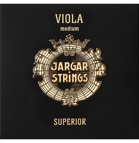 JARGAR Superior altviool A-Snaar, Kogel, medium
