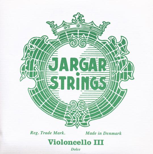JARGAR G- snaar voor violoncello, chroom, dolce