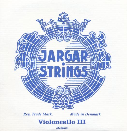 JARGAR G- snaar voor violoncello, chroom