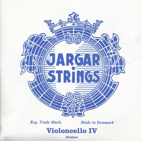 JARGAR C- snaar voor violoncello, chroom