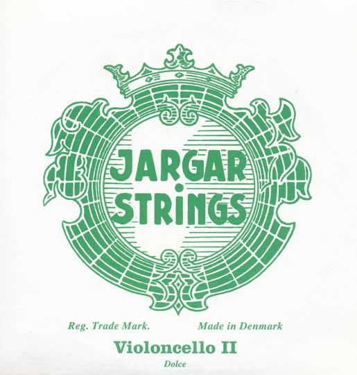 JARGAR D- snaar voor violoncello, chroom, dolce