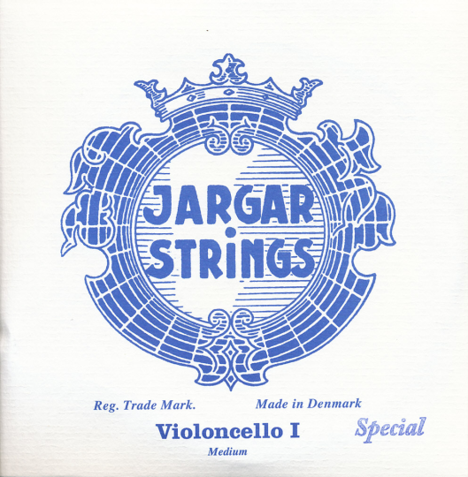 JARGAR Spezial Cello  A-Snaar, medium