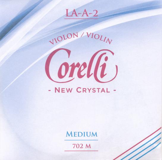 CORELLI Crystal - vioolsnaren - A snaar - 4/4